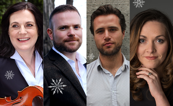 Newry Chamber Music presents A Classical Christmas, December 20 2019