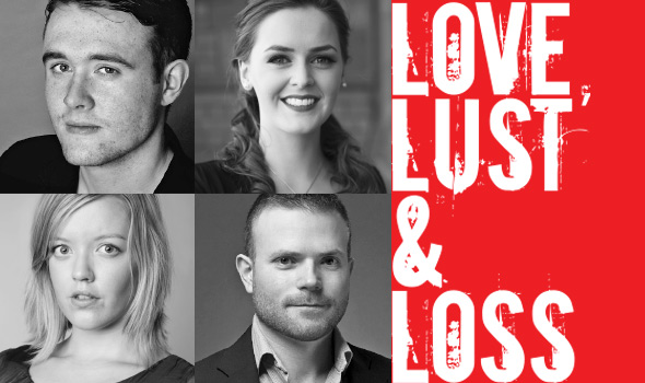 Newry Chamber Music presents Love, Lust & Loss - Thursday 6th October 2016, 8pm